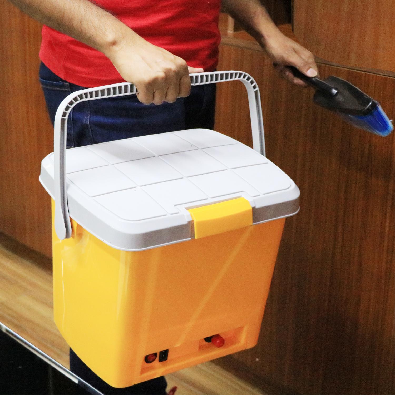 Portable High Pressure Washer Power Pump Self-priming Car Wash Kit DC12V