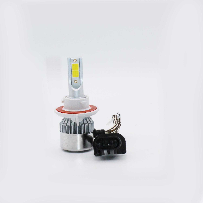 TBS TC6 H13 LED Headlight 200 Watts