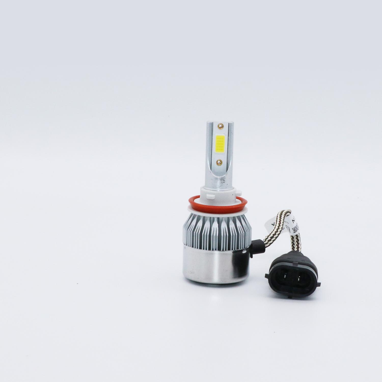 TBS TC6 H11 LED Headlight 200 Watts