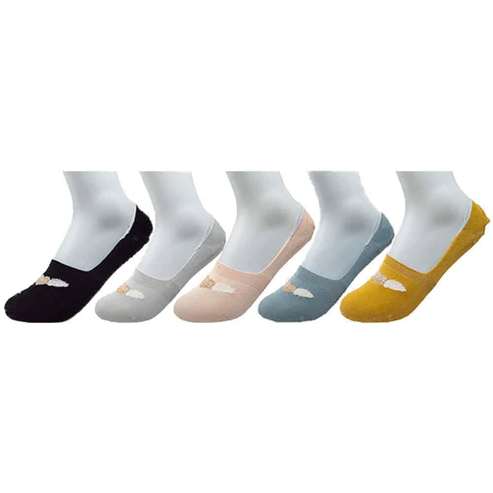 multicolor-socks-women-invisible