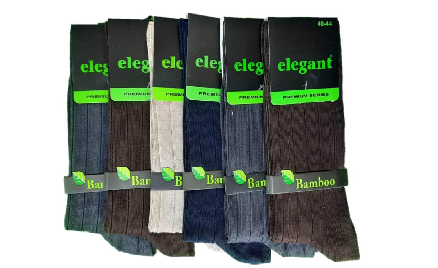 Men Classic Multicolor Socks - Made in Turkey - Perfumed Socks