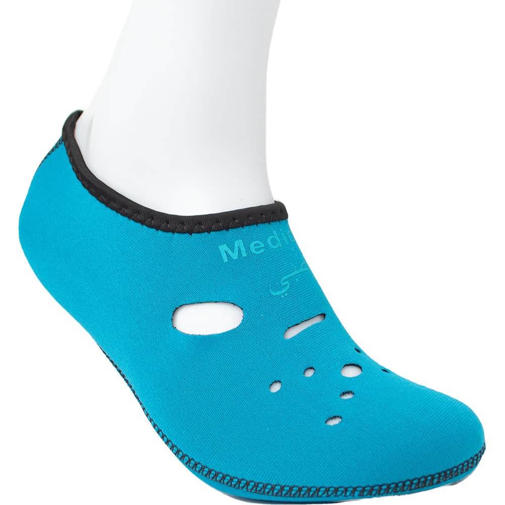Medical Slipper Socks Unisex Non Binding Comfort Athletic Socks 12 Pairs