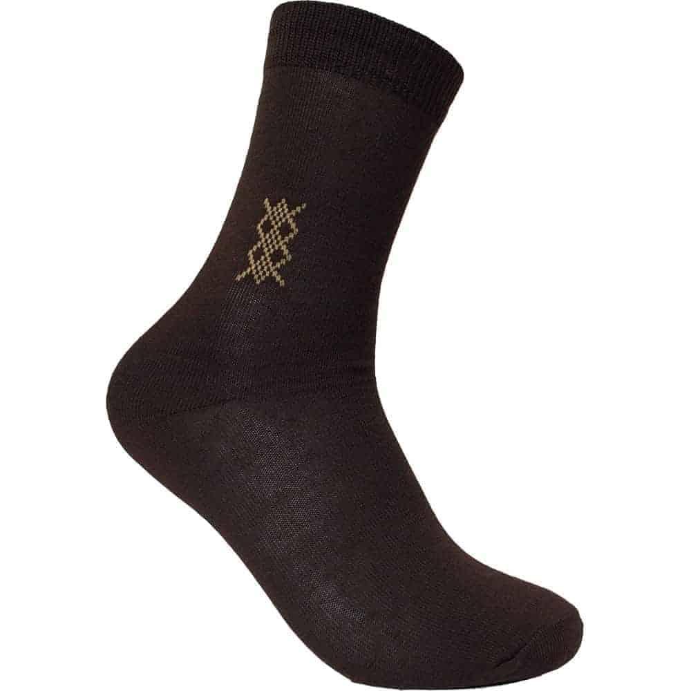 brown-men-crew-socks