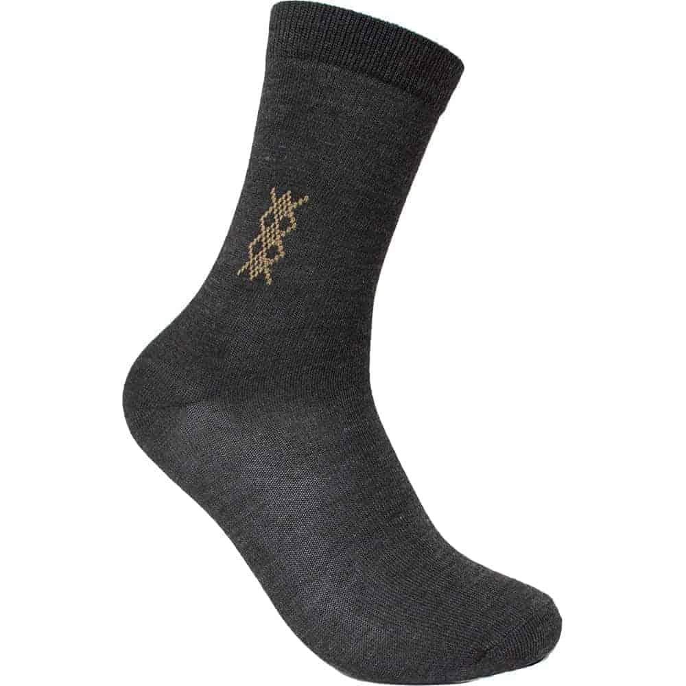 silver-men-crew-socks