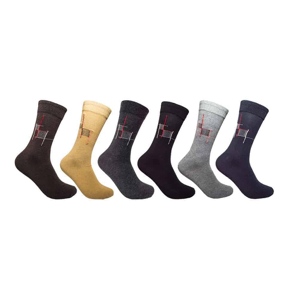 six-socks-multiple-colors-crew-socks-for-men