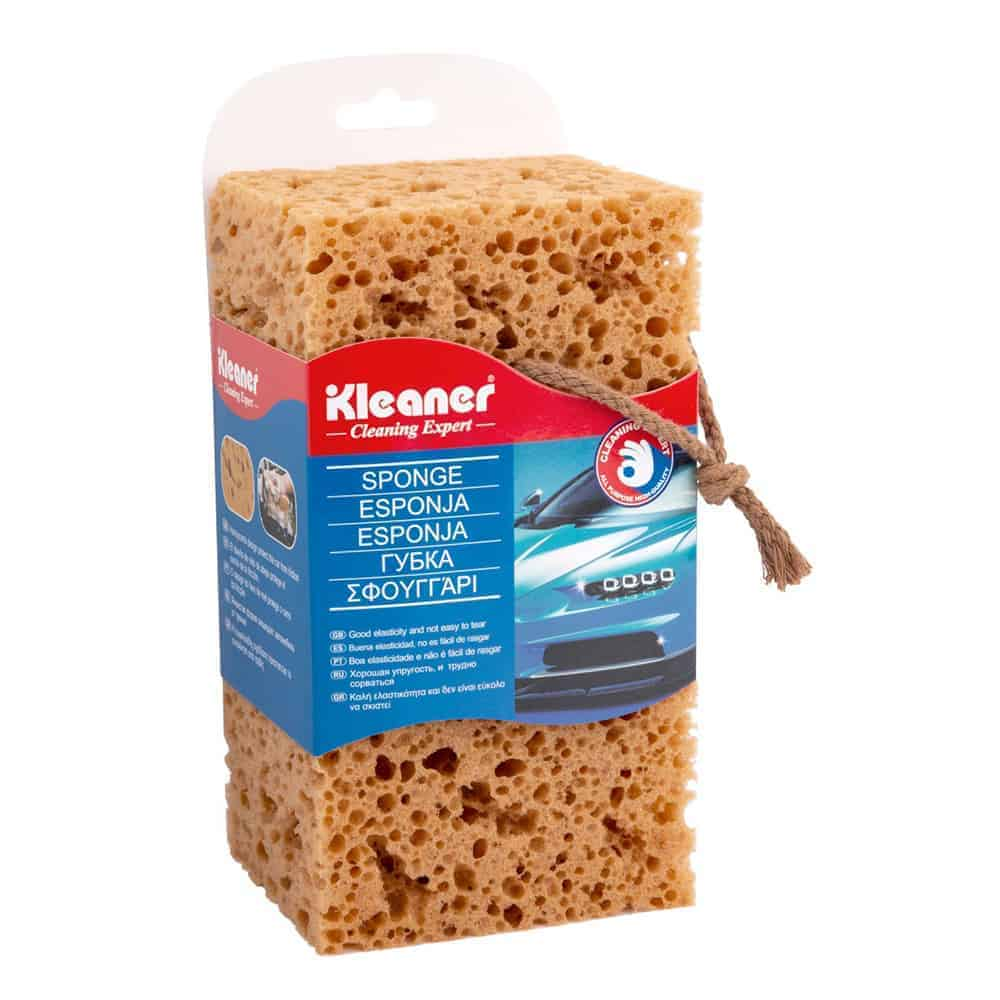 kleaner-yellow-sponge