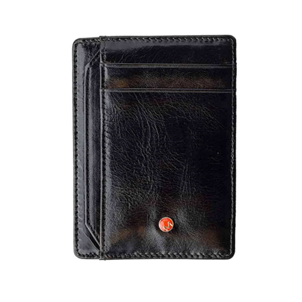 black-slim-wallet