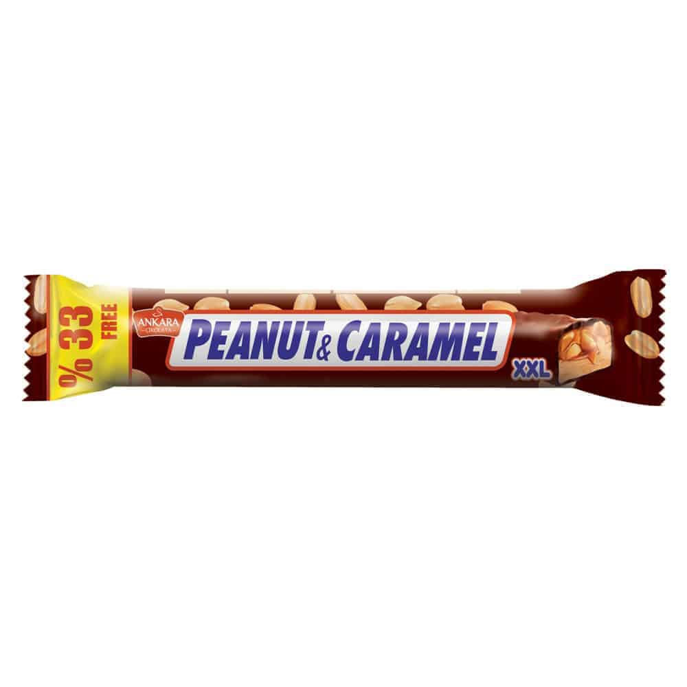 peanut-caramel