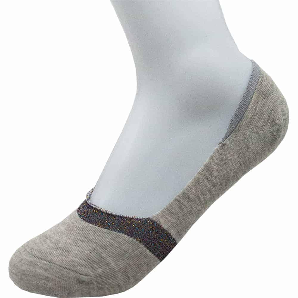 PISEE Women's Socks 12 Pairs Low Cut Anti-Slid Athletic Casual Cotton Socks