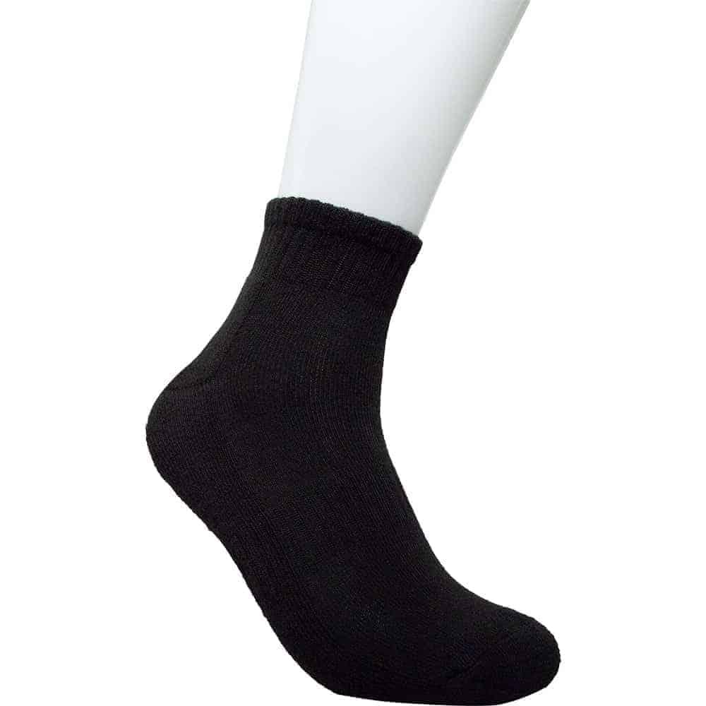 black-ankle-sports-socks-for-men