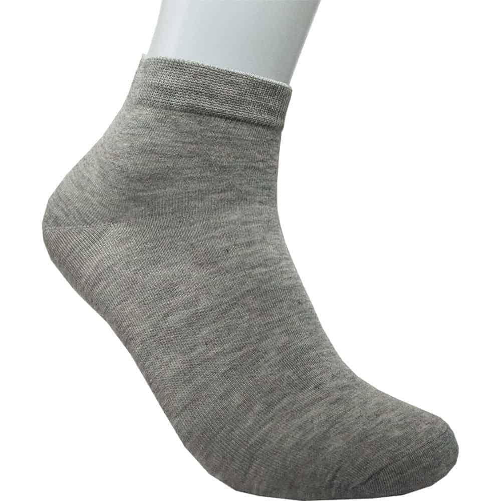 12 Pairs Light & Soft Cotton Ankle Socks for Women