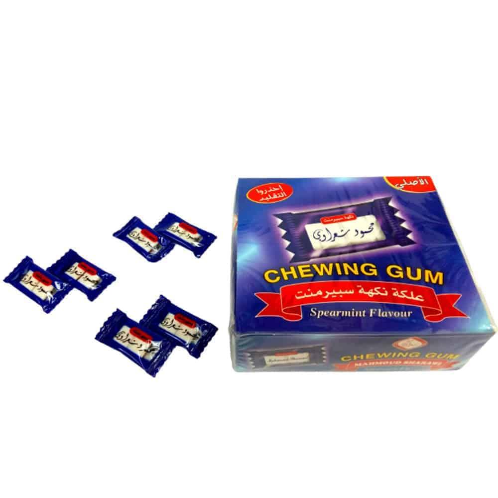 chewing-gum-spearmint