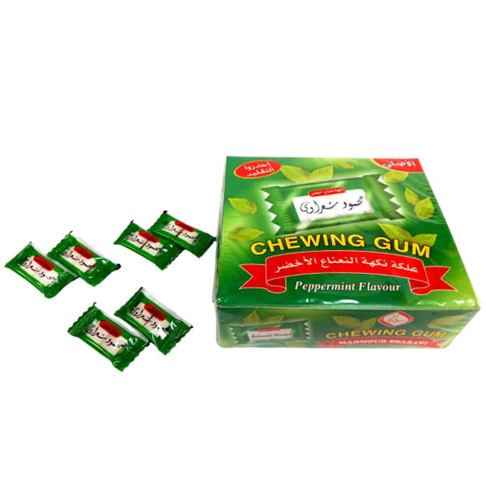 peppermint-chewing-gum