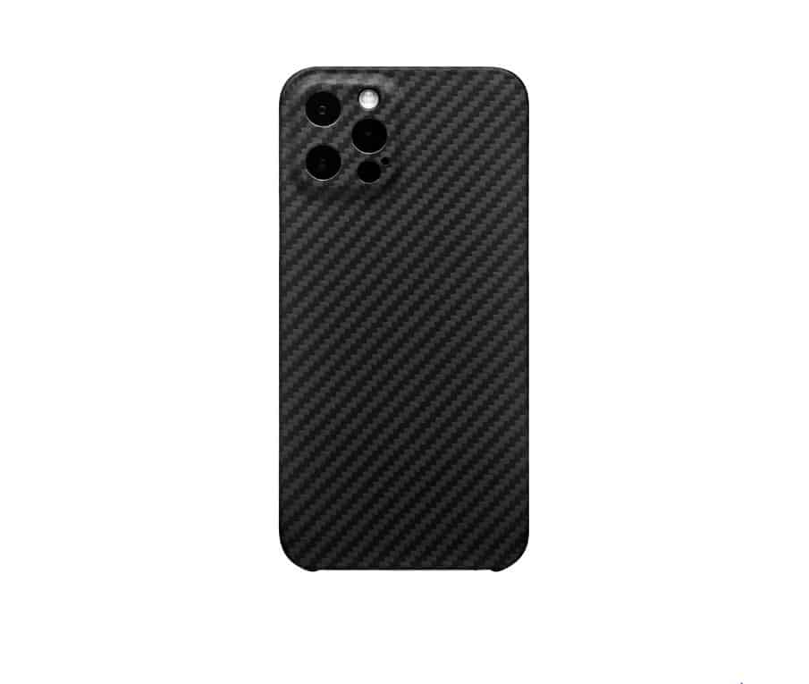 iPhone 12 PRO Aramid Carbon (Cam-Shield Edition)
