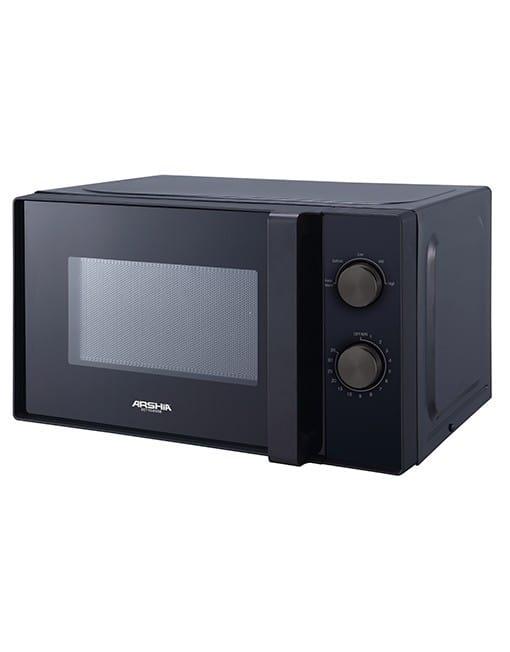 Arshia 20 litres Microwave Oven Black