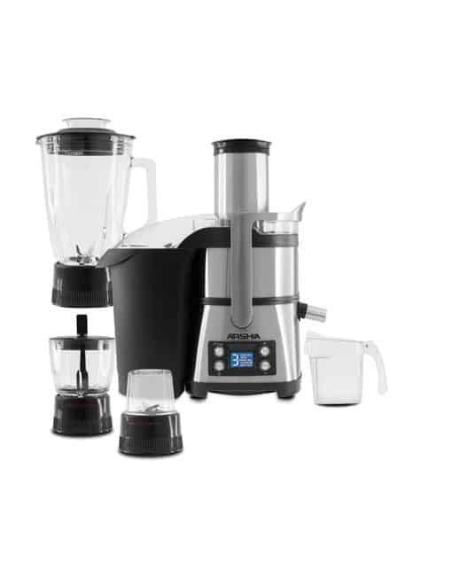Arshia 4 in 1 Juicer Extractor
