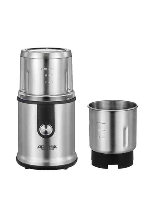 Arshia Stainless Steel Coffee Grinder