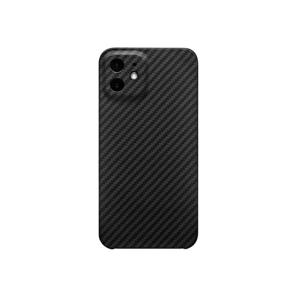 iPhone 12 Aramid Carbon (Cam-Shield Edition)