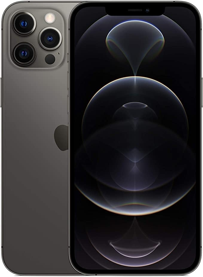 Apple iPhone 12 Pro Max with Facetime - 256GB, 5G, Graphite - International Version