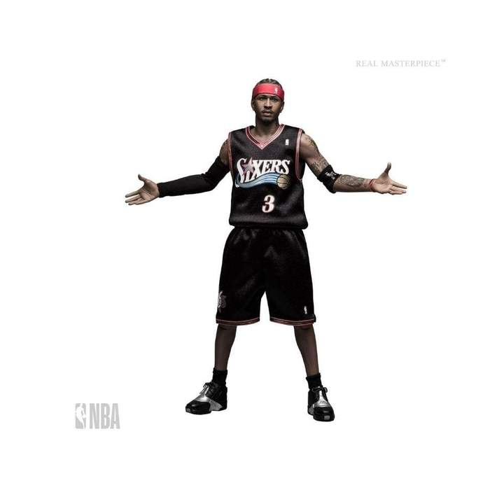 1/6 Allen Iverson Action Figure New Upgraded Re - Edition