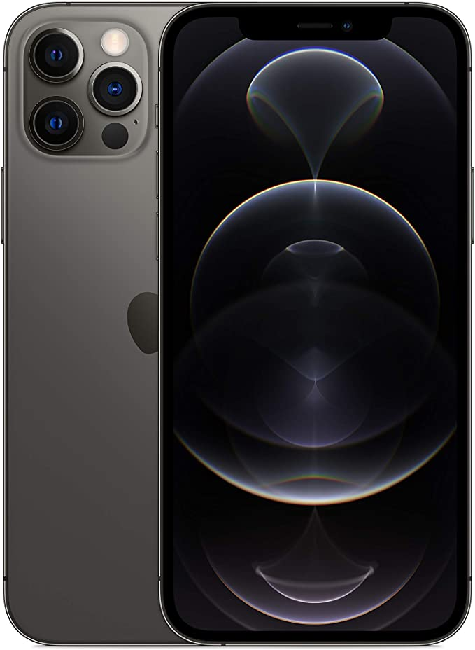 Apple iPhone 12 Pro with Facetime - 128GB, 5G, Graphite - International Version