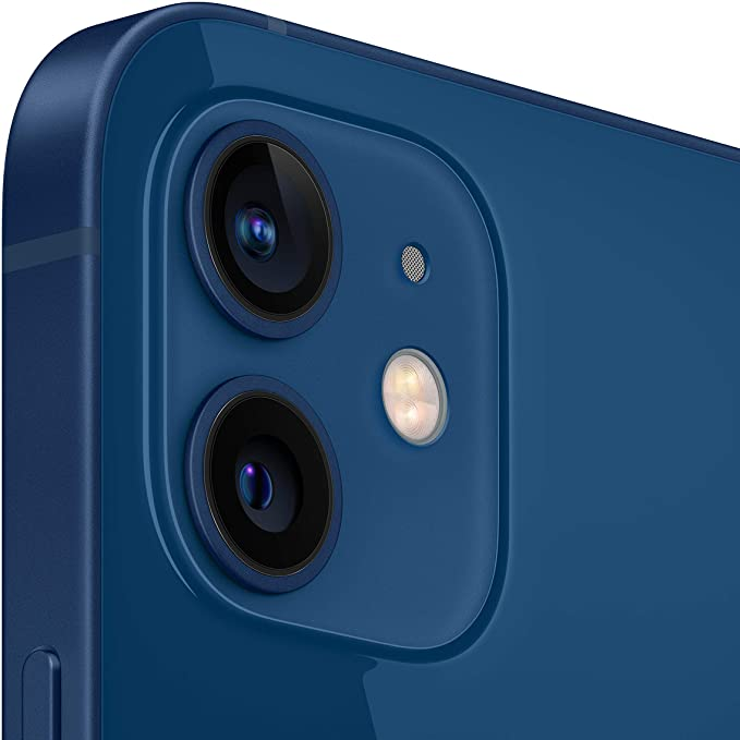 Apple iPhone 12 with Facetime - 128GB, 5G, Blue - International Version
