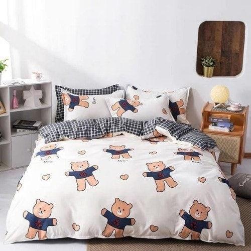 dealsforless-duvet-cover-bear-bedsheet