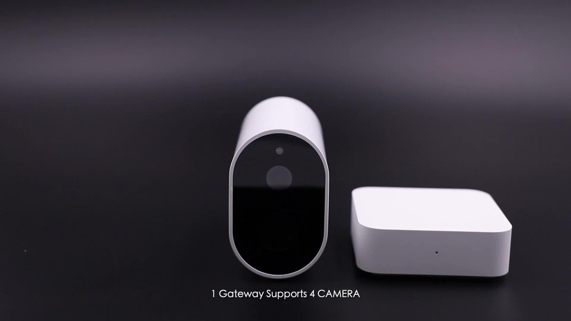 IMILAB EC2 Wireless Home Security Camera Mihome Camera 1080P HD Outdoor Wifi Camera IP66 CCTV Camera Video Surveillance Camera