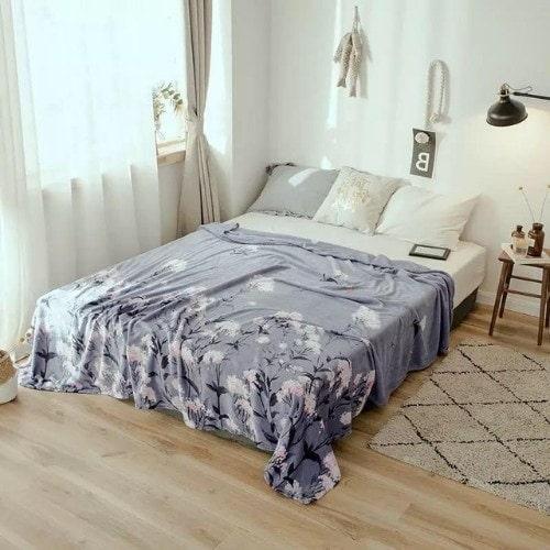 dealsforless-soft-fleece-blanket-purple