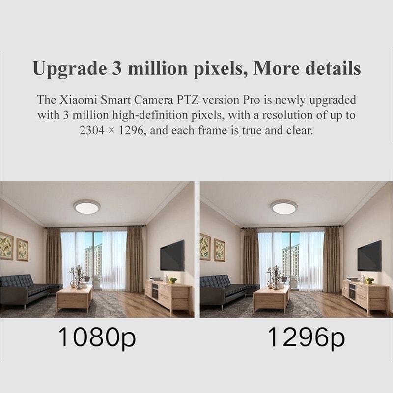 Xiaomi Smart Camera PTZ Pro 360 Angle 2K