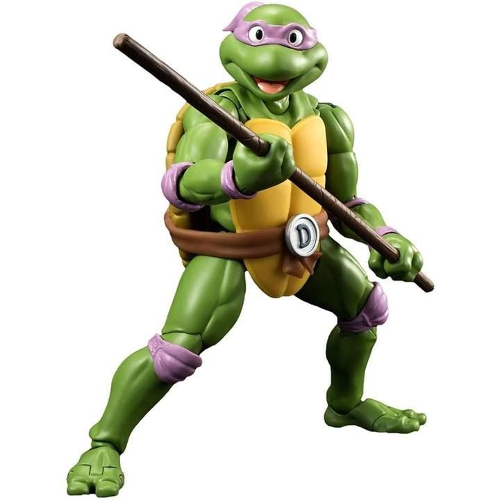 S.H.Figuarts Donatello Teenage Mutant Ninja Turtle