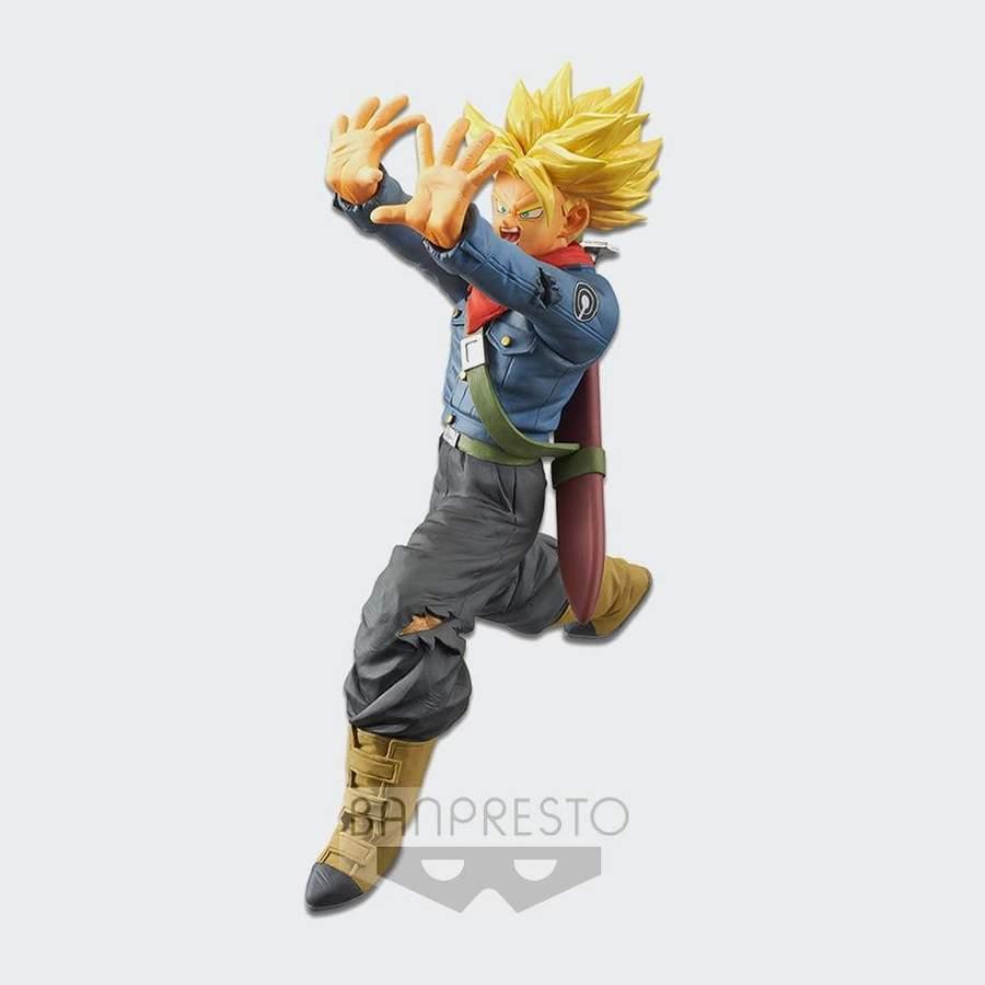 Dragon Ball Super Saiyan Future Trunks (Galick Gun)