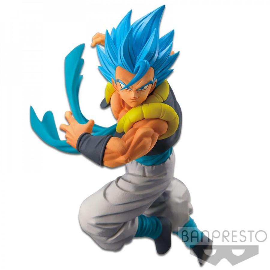 Dragon Ball Super Warriors Battle Retsuden Chapter 5 Super Saiyan Blue Gogeta