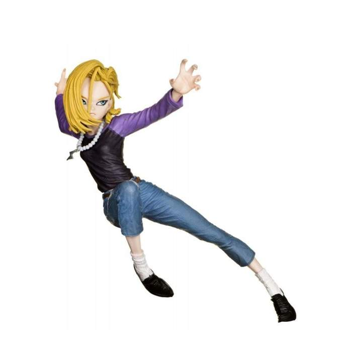 DRAGON BALL Z - Figurine Sculptures Android 18