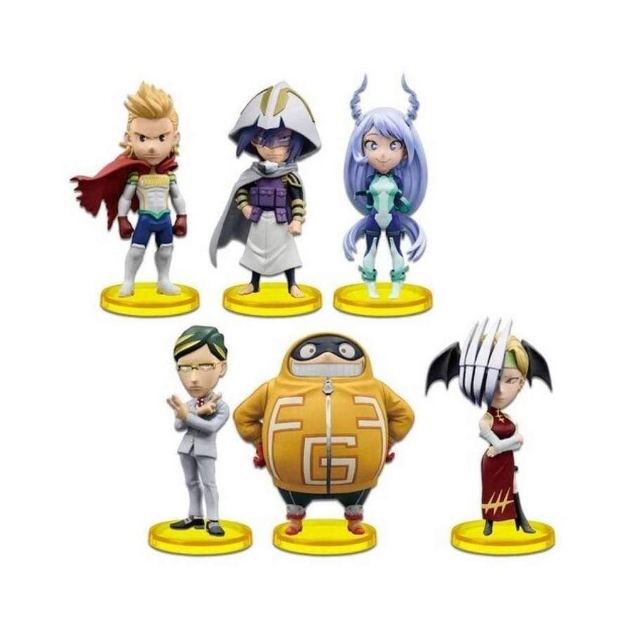My Hero Academia - World Collectible Figures V5
