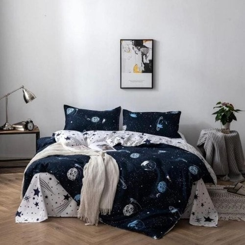 dealsforless-duvet-bedsheet-pillow-galaxy