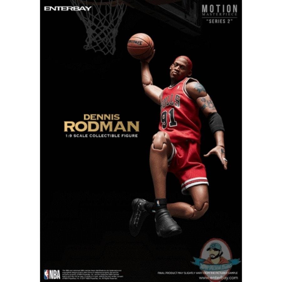 1/9 Dennis Rodman