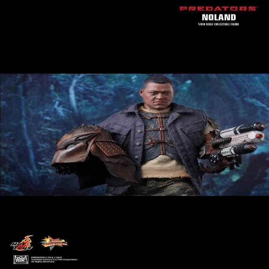 Hot Toys 1/6 Scale Noland Predator