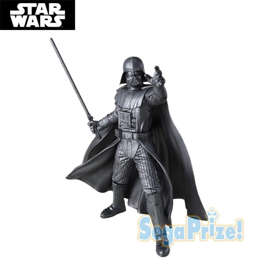 Premium 1/10 Scale Figure - Darth Vader Metallic Version