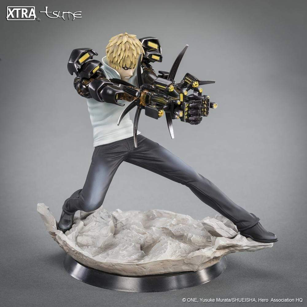 Genos Xtra Figures By Tsume