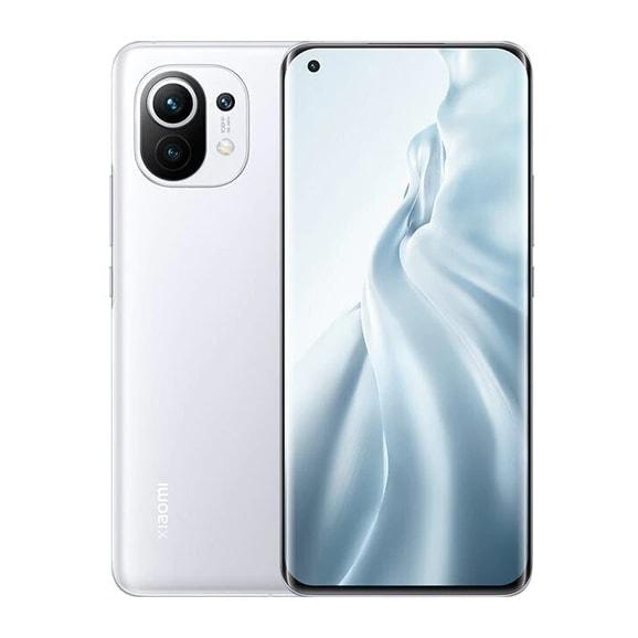 Xiaomi Mi 11 Cloud White 6.81 Inch 5G Smartphone Snapdragon 888 108MP Camera 4600mAh MIUI 12
