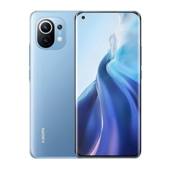 Xiaomi Mi 11 Horizon Blue 6.81 Inch 5G Smartphone Snapdragon 888 108MP Camera 4600mAh MIUI 12