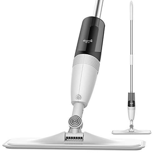 Deerma TB500 Insta Clean Spray Mop, White