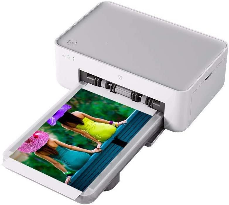 Xiaomi Mijia Photo Printer- Wireless remote connection-White
