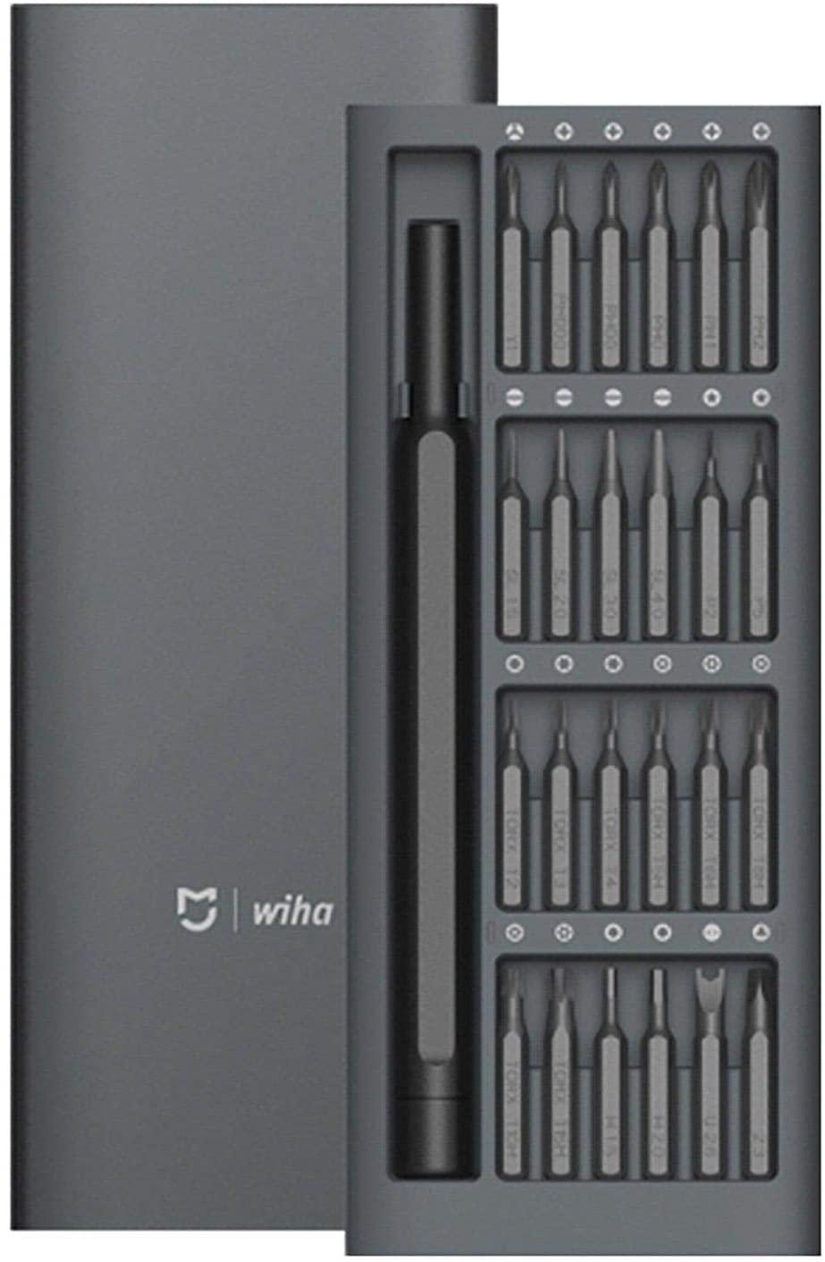 Xiaomi Mi x Wiha Precision Screwdriver, 24 sets