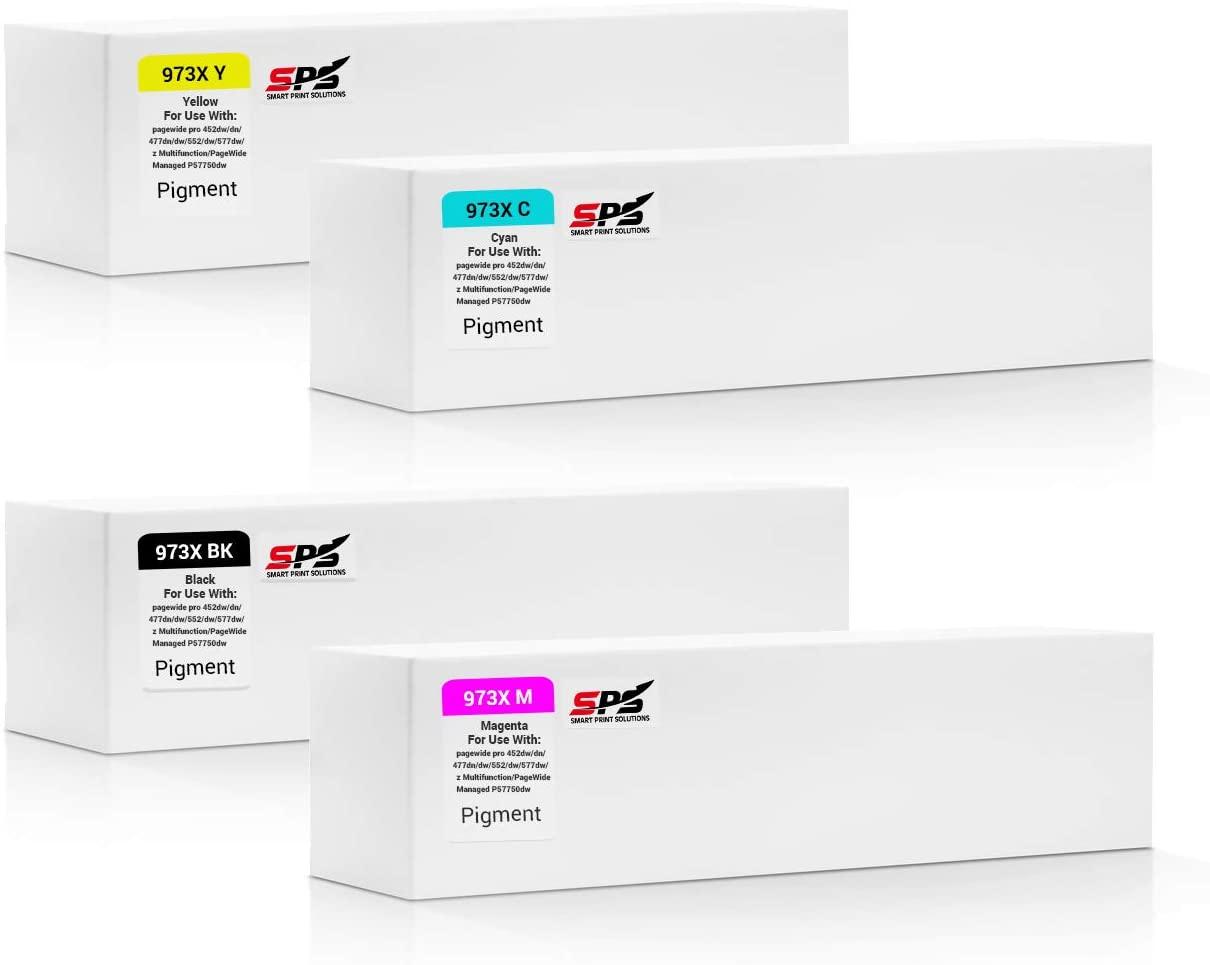 SPS Compatible Ink Catridges 973Xl