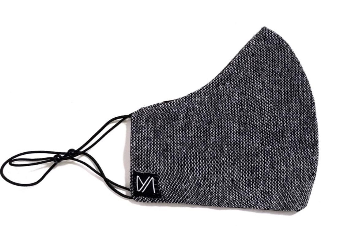 Just Masks JMW-102 Grey Wool