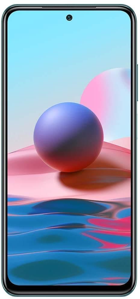 Xiaomi Redmi Note 10 Dual SIM Lake Green 4GB RAM 64GB 4G LTE