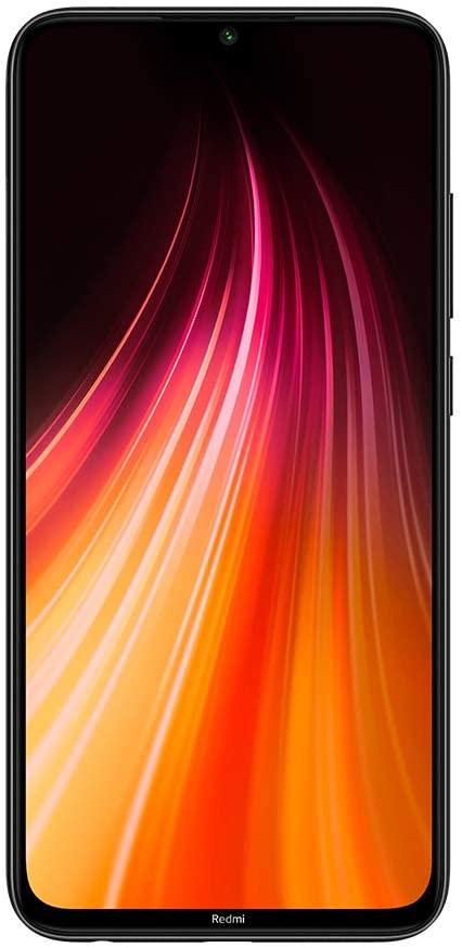 """Xiaomi Redmi Note 8, 6.3"""", Dual SIM, 128 GB, 6GB RAM, Space Black - Global Version"""