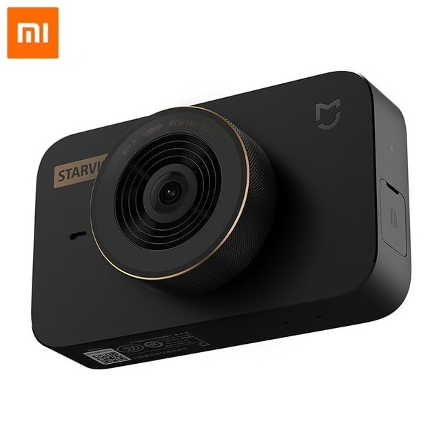 Xiaomi Mi Dash Cam 1S Smart (Black)